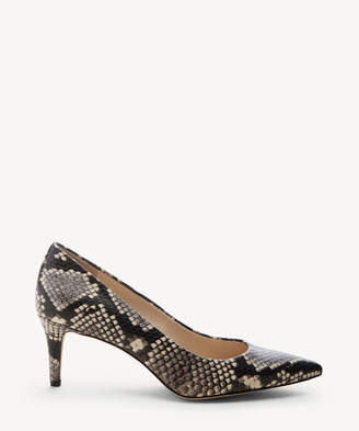 Enzo Angiolini Women's Ranci In Color: Black Shoes Size 5 Patent Leather From Sole Society