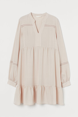 H&M MAMA Lace-trimmed Tunic