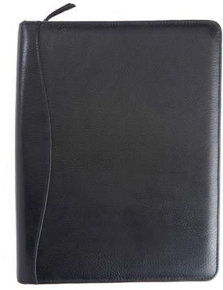 Royce Leather Royce New York Zippered Tech Case Organizer