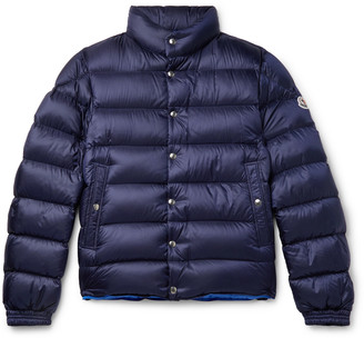 Moncler Piriac Slim-Fit Quilted Shell Down Jacket