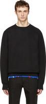 Sacai Black Sweats Pullover