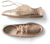 Gap Metallic oxfords
