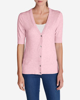 Eddie Bauer Women's Christine Elbow Cardigan