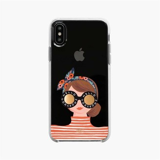 Rifle Paper Co. Rifle iPhone XS Case Hello Gorgeous