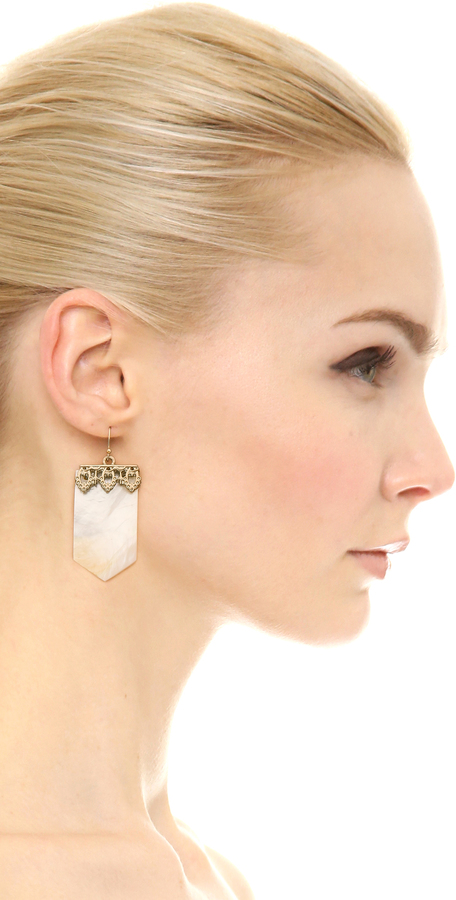 Lulu Frost Leto Earrings