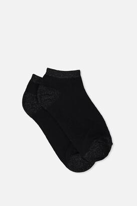 Rubi Get Shorty Ankle Sock