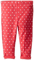 Splendid Littles Always Dotted Leggings Girl's Casual Pants
