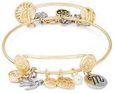 RJ Graziano M Initial Charm Bracelet