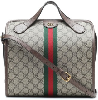 Gucci Ophidia GG Mini canvas tote