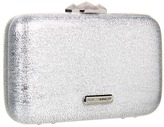 Rebecca Minkoff Vincent Minaudier (Silver) - Bags and Luggage