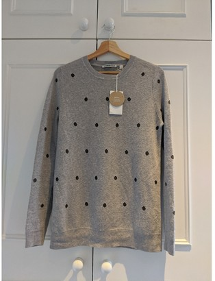 Country Road Grey Cotton Knitwear for Women