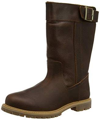 Timberland Women's New Nellie Pull On Waterproof Ankle Boots,7 UK 40 EU