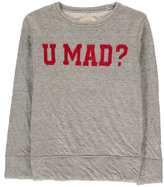 Bellerose Sale - Sokaw U Mad Double Jersey Sweatshirt