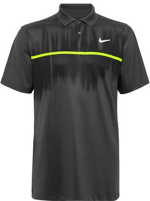 Nike Vapor Printed Dri-Fit Golf Polo Shirt