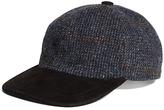Brooks Brothers Harris Tweed Baseball Cap