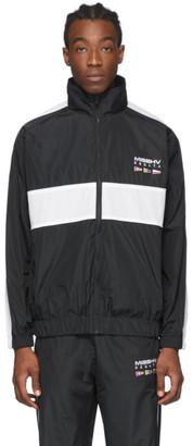Misbhv Black The Sailing Track Jacket