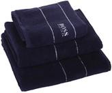 HUGO BOSS Towel - Navy - Bath Towel