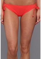 GUESS Triple Threat Tunnel Bikini Bottom