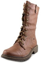 Wanted Crowley Women Round Toe Synthetic Mid Calf Boot.