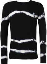 Roberto Collina tie-dye sweater
