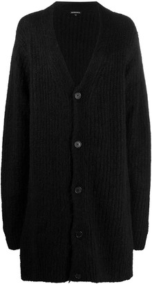 Ann Demeulemeester Long Knit Cardigan