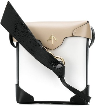 MANU Atelier Mini Pristine crossbody bag