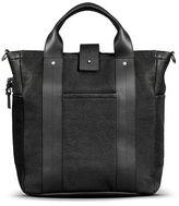 Shinola Men's Leather Commuter Tote Bag