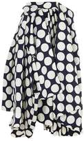Awake Giant Polka Dot Shirt and Skirt Set