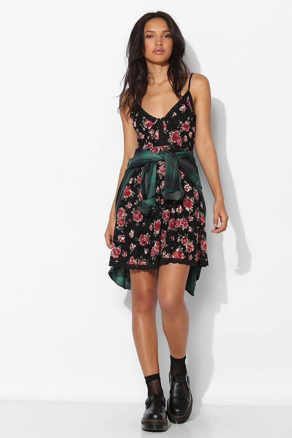 Betsey Johnson Vintage For UO Courtney Lace Dress