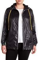 Z By Zella No Contest Woven Jacket (Plus Size)