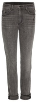 Helmut Lang Ankle Skinny Cropped Jeans