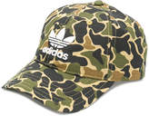 adidas camouflage logo cap