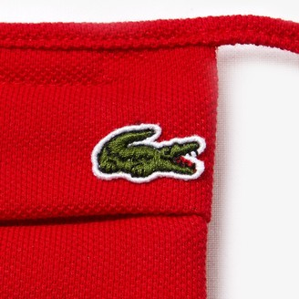 Lacoste L.12.12 Pack of 3 Face Masks with Box