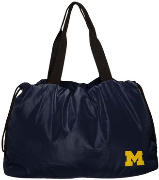 Women's Michigan Wolverines Cinch Tote Bag