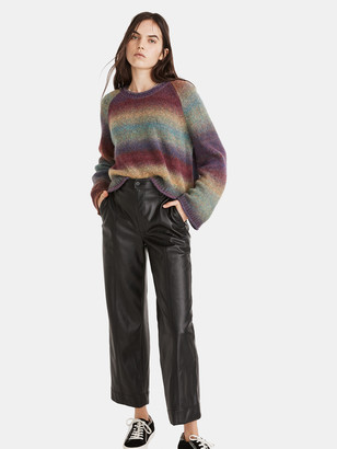 Madewell Jake Space Dye Pullover