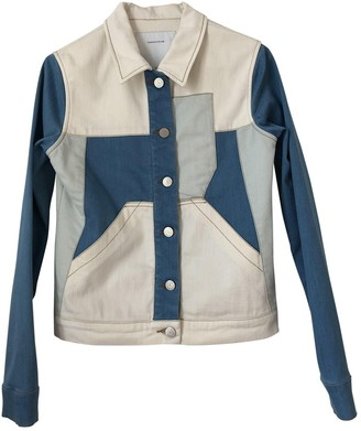 Surface to Air Blue Denim - Jeans Jacket for Women