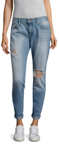 Joe's Jeans Billie Distressed Ankle Jeans