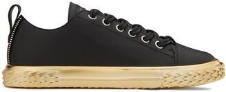 Giuseppe Zanotti Blabber contrasting-sole sneakers