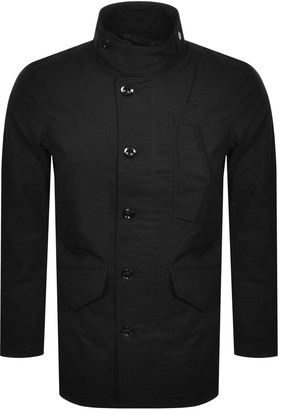 G Star Raw Scutar Utility Jacket Black
