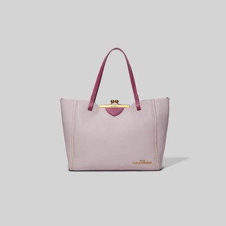 Marc Jacobs The Kiss Lock Mini Colorblock Tote