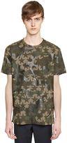 Valentino Camustars Cotton Jersey T-Shirt