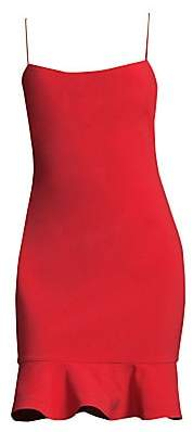 LIKELY Women's Banks Flounce Sheath Dress - Size 0