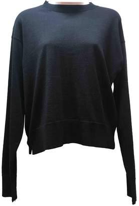 Celine Navy Wool Knitwear