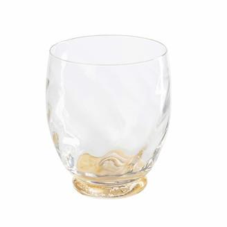 Abigails Elisa Red Wine Glass Set of 4