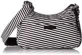Ju-Ju-Be Onyx Collection HoboBe Purse Diaper Bag, Black Magic