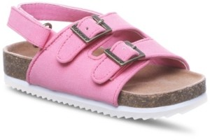 BearPaw Toddler Girls Brooklyn Sandals from Finish Line