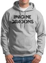 Sarah Men's Imagine Dragons Logo Hoodie M