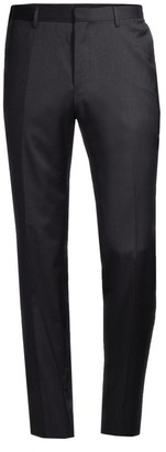 HUGO BOSS Genesis Slim-Fit Stretch Wool Trousers
