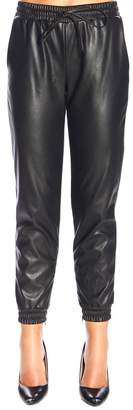 MICHAEL Michael Kors Pants Jogging Style Pants In Synthetic Leather
