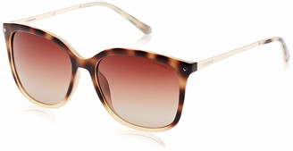 Polaroid Sunglasses Women's Pld4043s Polarized Square
